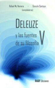 Deleuze y las fuentes de su filosofía V - TAPA